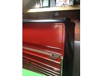 Snap On Custom Made Toolbox Cover
