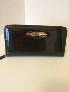 e8a319030 Ted Baker Black ladies elegent Wallet