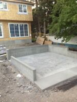 Concrete Services Residential/Commercial