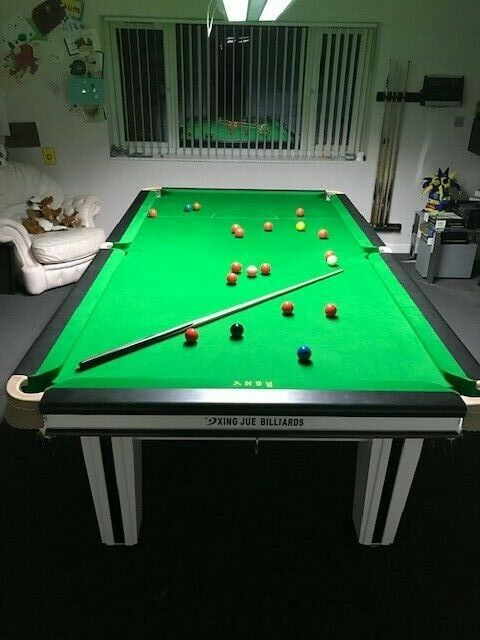 Xing Jue genuine Chinese 8 Ball table