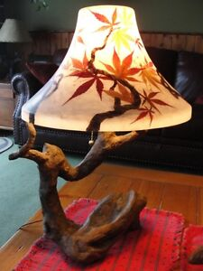 Unique table lamps  $95.00 and $150 or $225  for both Belleville Belleville Area image 4