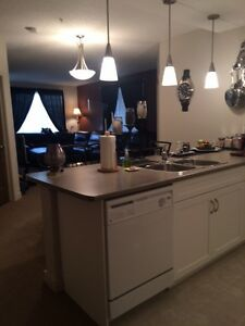 One bedroom of Shared two bedroom condo for rent