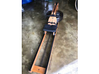 waterrower / water rower series 2 rowing machine