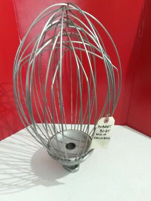 Hobart 80 Qt Whip Vmlh80d Stainless Steel Wire Whip