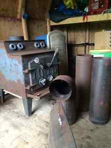 Wood Stove for Camp