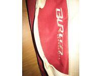 BURTON Snowboard Bag, 1.45 m long (27 cm wide & 32 cm high), used but good condition, £40 o.n.o.