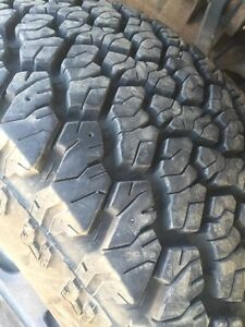 255/70R16 General Winter tire With Rim 2003 Ford F150