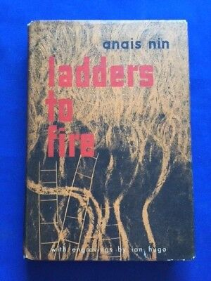 LADDERS TO FIRE - FIRST EDITION BY ANAIS NIN for sale  Shipping to India