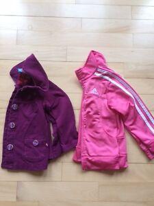 Vêtements fille 2 ans