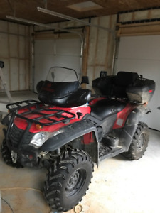 4 Wheeler - 2 UP CF Moto for Sale