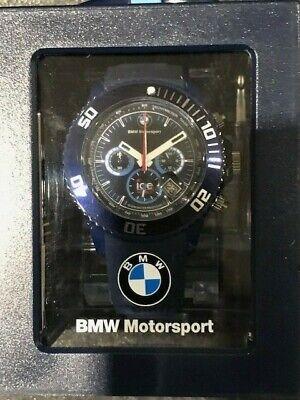 BMW Motorsport Chrono ICE Watch