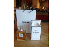 Genuine Chanel No 5 100ml with gift bag