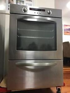 Westinghouse 80 Litres, Fan Forced, Stainless Steel Oven with Sep Centennial Park Eastern Suburbs Preview