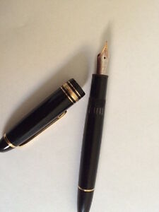 Montblanc Fountain Pen for sale
