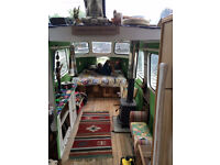 beautiful Dutch Barge 38 foot live aboard