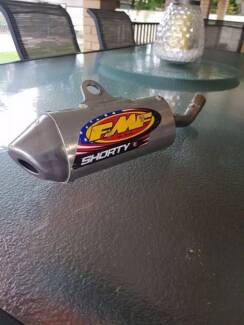 FMF Shorty muffler to suit YZ125