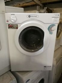 WHITE KNGHT 3KG VENTED TUMBLE DRYER IN GOOD WORKING ORDER
