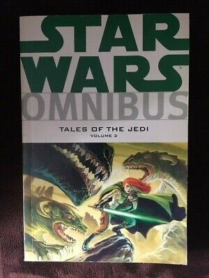 Star Wars Omnibus: v. 2 Tales of the Jedi by Kevin J Anderson (Paperback, 2007)