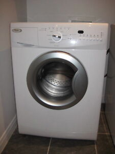Laveuse Whirlpool  ''COMPACT'' (Empilable )