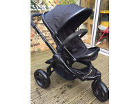 Excellent Condition iCandy Peach All-Terrain : A REAL BARGAIN