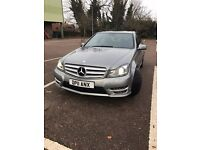 2011 MERCEDES-BENZ C220 CDI AMG SPORT 7 speed AUTO TWIN TURBO