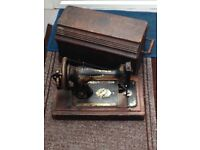 Vintage Sewing Singer Machine