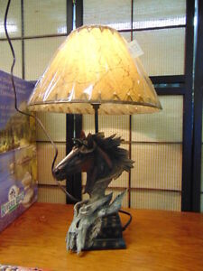 Horse Lamps For Sale