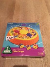 ELC Jitterbugs Board Game