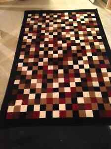 Area Rug 92 x 60 inches