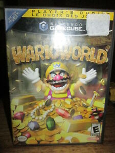 ***NINTENDO GAMECUBE WARIO WORLD COMPLETE/TESTED!!!***
