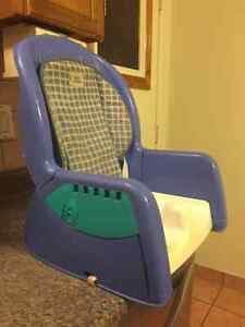 The First Years Booster Seat/Feeding Chair Kitchener / Waterloo Kitchener Area image 5