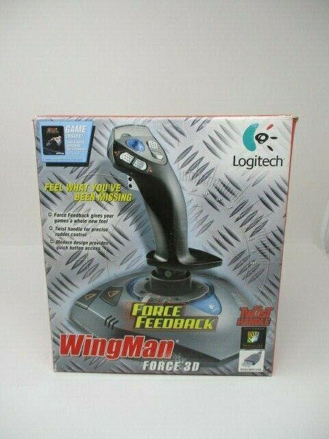 Logitech Wingman Force 3D