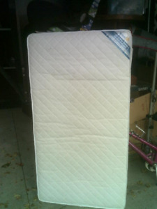 Safety 1st baby mattress in Canoe, BC