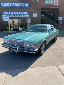 1979 CHRYSLER LEBARON -  TEXAS RUST- FREE WITH A/C!!!! Offers