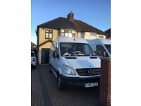 Mercedes Benz Sprinter Van for sale £5,450