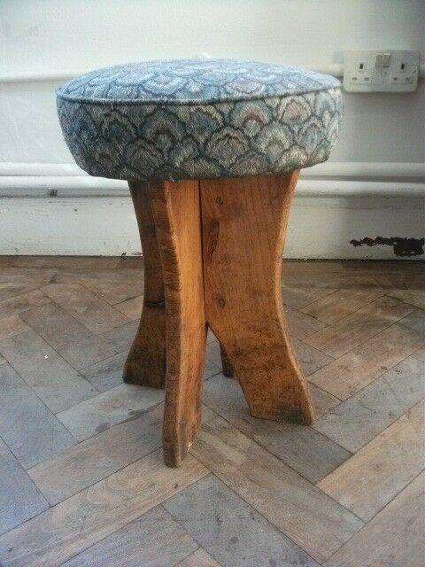 Old small stool