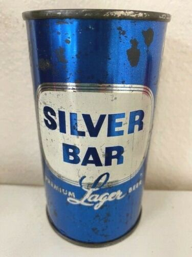 Blue Christmas series SILVER BAR Flat top beer Southern Brewing Co Tampa Florida