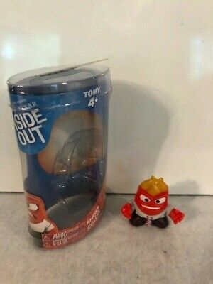 Disney/Pixar INSIDE OUT - ANGER minifigure by Tomy