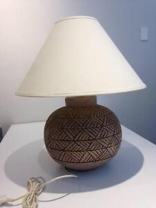 CERAMIC TABLE LAMP Bomaderry Nowra-Bomaderry Preview