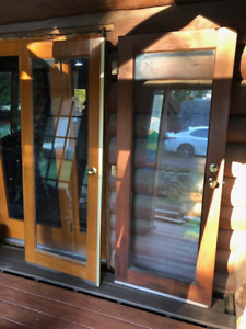 Exterior French Doors for sale