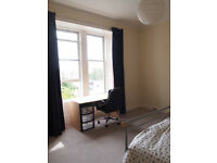Large double bedroom in the city centre - Wifi, Utility included (short-term let)