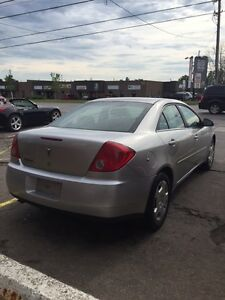 2006 PONTIAC G6 SE REDUCED  $3995.00 CERT E-TEST 140K London Ontario image 5
