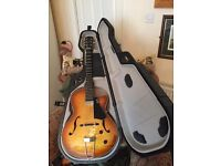 Godin 5th Avenue Jazz Guitar - Mint condition with original case and paperwork.