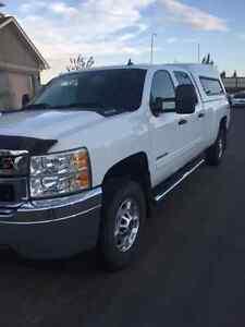 2011 Chevrolet Silverado 2500 LT Pickup Truck