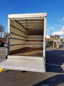 MAN AND VAN CRYSTAL PALACE- HOUSE AND OFFICE MOVERS- CLEARANCE SERVICE- LOW PRICES GRANTEE