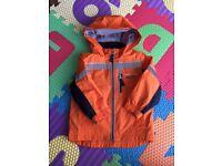 Baby Rain Jacket, size 18month