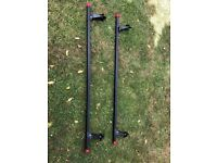 Roof Bars by Paddy Hopkirk used, good condition