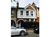 Recently refurbished 2 or 3 bedroom garden flat in Tooting Broadway