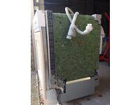 NEFF 60cm semi integrated dishwasher S41E50W0GB
