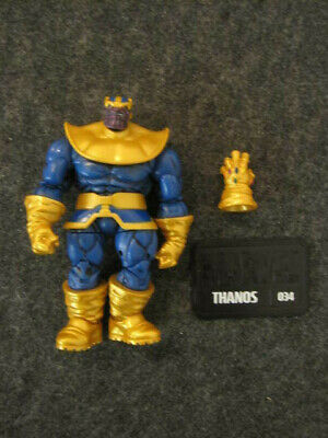 "Marvel Legends Universe 3.75"" loose Thanos action figure Hasbro"